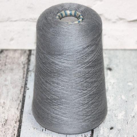 Кашемир 2/60 Botto Poala ALASHAN средне-серый