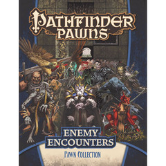 Pathfinder Pawns: Enemy Encounters Pawn Collection