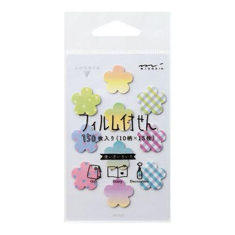 Стикеры Midori Sticky Paper Film Mini - Kahei
