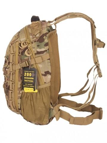 Рюкзак Тактический GHOST II HEXAGON BACKPACK (22л) Мультикам