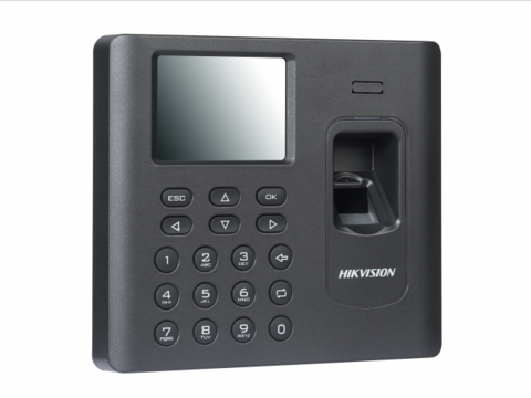 Терминал доступа Hikvision DS-K1A802MF-B