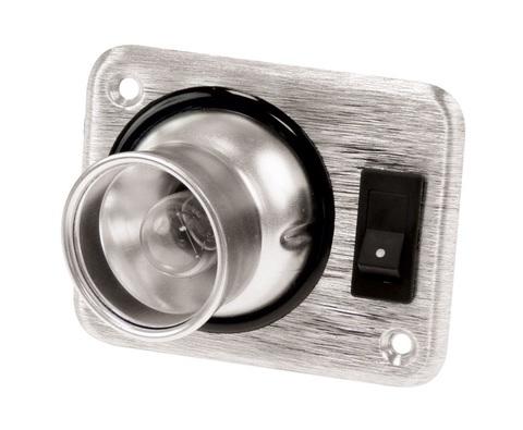 Светильник интерьерный, точечный, поворотный, 12 В, 12 Вт