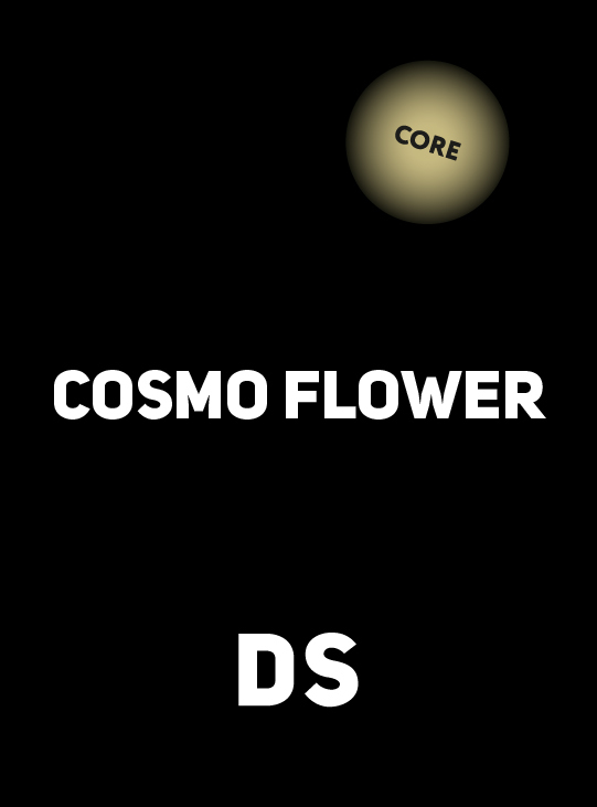 Аксессуар DS CORE COSMO FLOWER 100