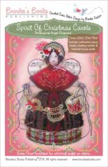 Brooke`s Books Publishing Spirit of Christmas Carols Angel