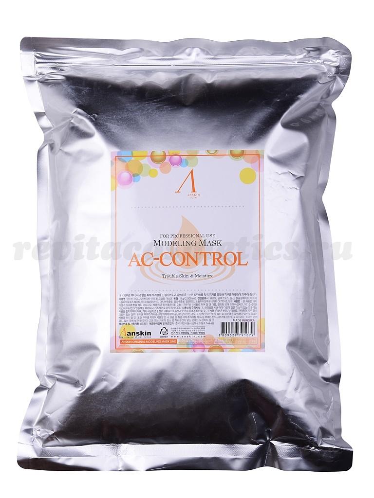 Основной уход Маска альгинатная для проблемной кожи с акне (пакет) 1кг AC Control Modeling Mask / Refill i19234_1476953590_0.jpg