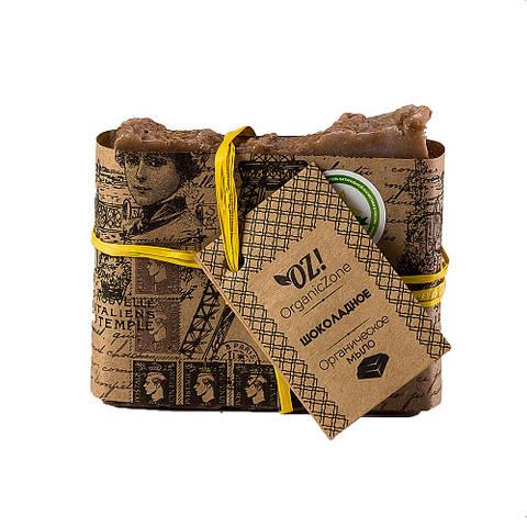 "Мыло ""Шоколадное""   120 гр   Organic Zone"
