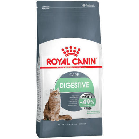 Royal Canin Digestive Care при чувствительном пищеварении 4 кг для кошек