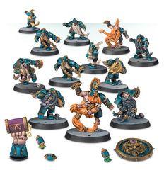 The Dwarf Giants. Команда в сборе