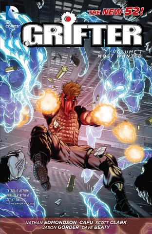 Grifter Vol.1: Most Wanted