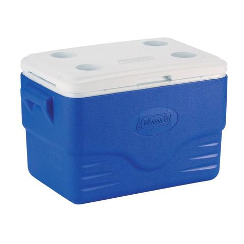 Изотермический контейнер (термобокс) Coleman 36 Qt Performance (34 л.), синий