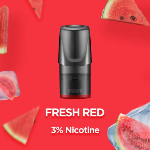 Сменный Картридж RELX 2ml Fresh Red 3% (1шт)