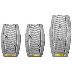 Накладки на педали MOMO Shield Aluminum