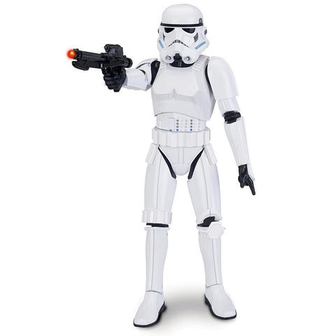 Star Wars Animatronic Stormtrooper Figure