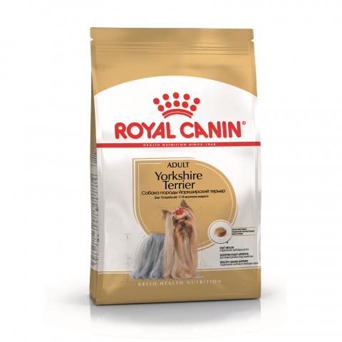 Royal Сanin Yorkshire Terrier сухой корм для Йоркширских терьеров 3кг