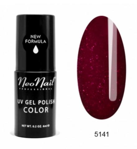 NeoNail Гель лак UV 6ml Ruby Garnet №5141-1