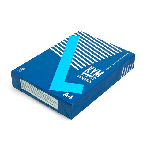 Бумага для офисной техники KYM Lux Business (А4, марка B, 80 г/кв.м, 500 листов)