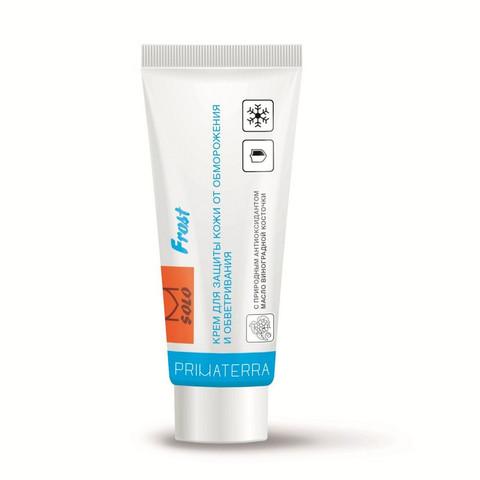 Крем защитный М SOLO Frost для лица и рук от низких темпер. 100 мл