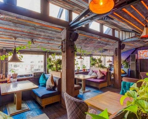 Мебель для ресторанов восточной кухни