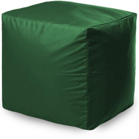Пуфик квадратный, Зеленый