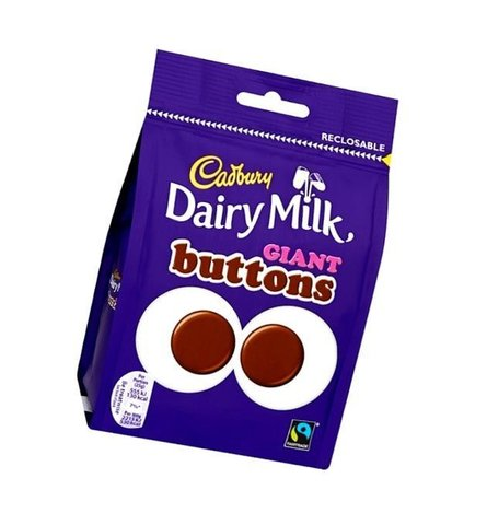 Конфеты Cadbury Dairy Milk Giant Buttons