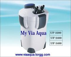 Внешний фильтр для аквариума ViaAqua VA-2400UF, Atman UF-2400