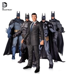 Набор фигурок Бэтмен Аркхэм