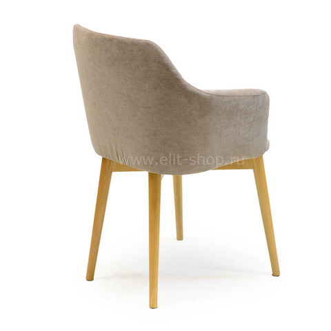 Кресло КАННА 110 Тон 2 / обивка  Velvet Lux №96
