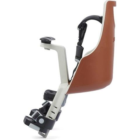 Картинка велокресло Bobike Exclusive mini cinnamon brown