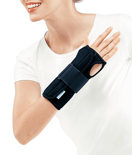 Лучезапястный сустав и пальцы Лучезапястный ортез (шина) Orlett WRS-202_fill-black.jpg
