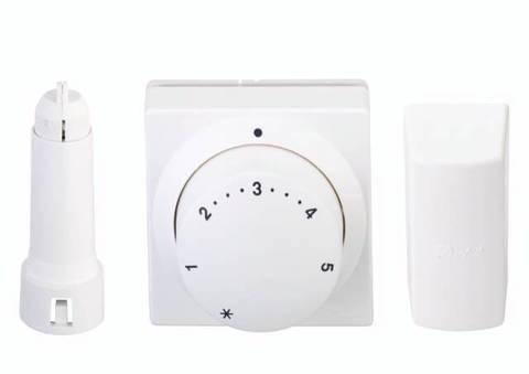 Термостатический элемент 013G5074 Danfoss RA 5074 для дистанционного управления, с жидкостным выносным температурным датчиком