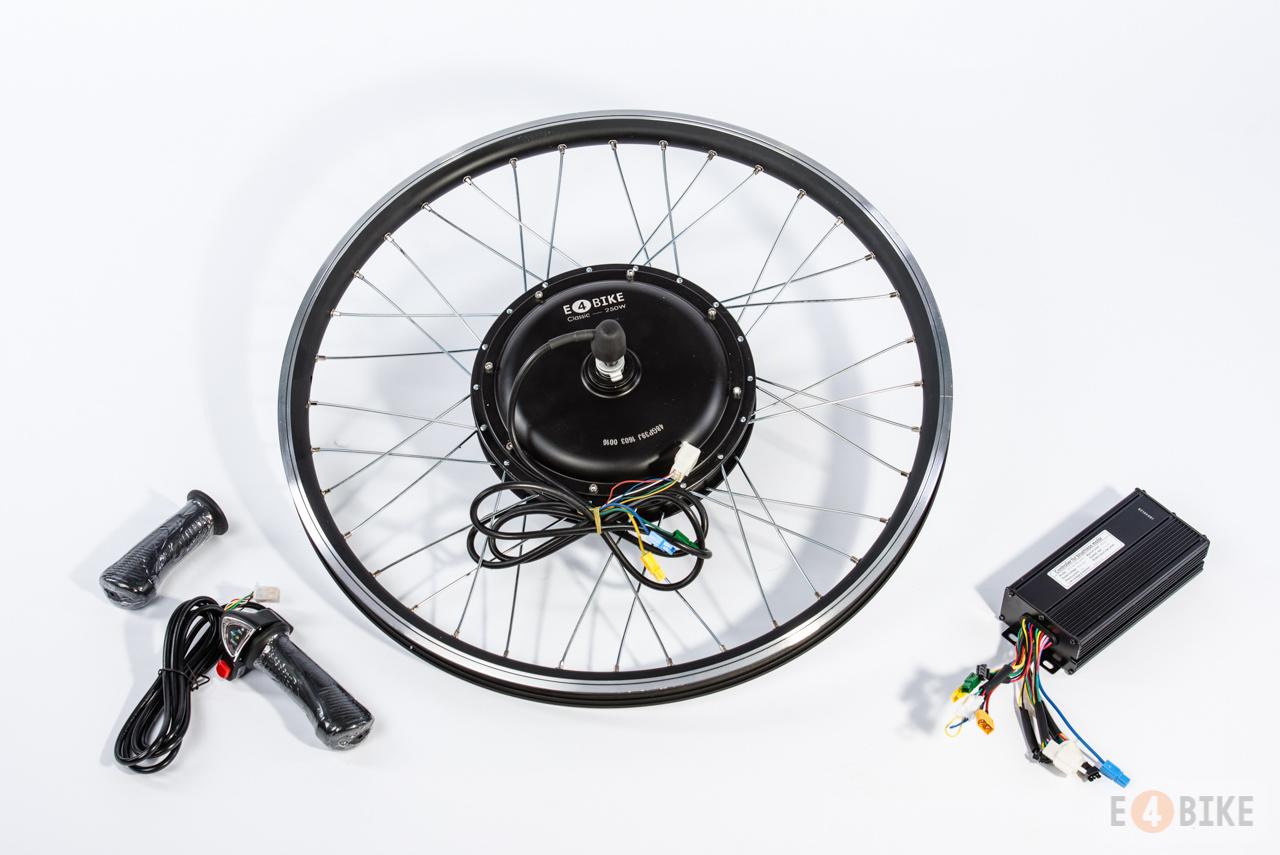 Мотор-колесо E4BIKE Classic-S 1000 Вт + контроллер