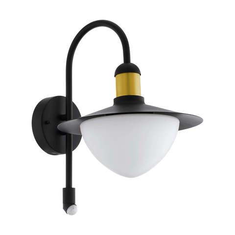 Уличный светильник с датчиком движения Eglo SIRMIONE 97286