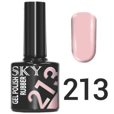 Sky Гель-лак трёхфазный тон №213 10мл