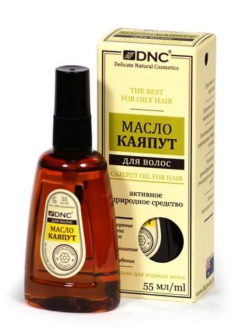 DNC Масло Каяпут для волос 55мл