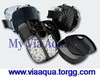 Внешний фильтр с UV-5W, ViaAqua VA-3400UF, Atman UF-3400