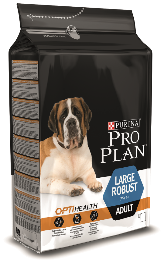 PRO PLAN Large Adult Robust 3 кг_2