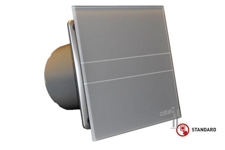 Cata E glass series Накладной вентилятор Cata E 100 GST Silver (таймер) 9102af7026a6ae373f04e9eb83faf1fa.jpg