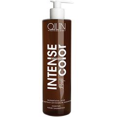 OLLIN intense profi color шампунь для медных оттенков волос 250мл/ copper hair shampoo