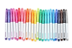 Стираемые маркеры Pilot FriXion Colors (24 цвета)