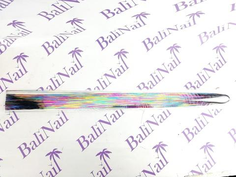 Блестящие пряди (нити) для волос #4 (разноцветные)