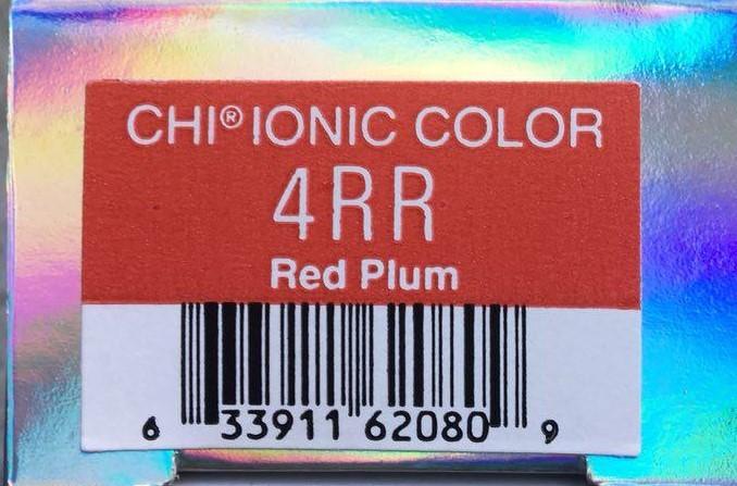 Крем-краска CHI Ионик 4 RR  85 гр