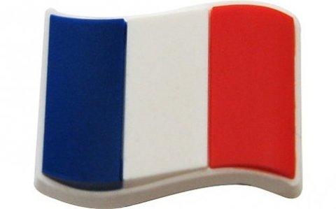 Jibbitz France Flag 12