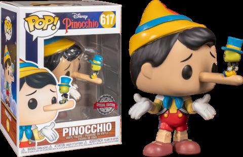Фигурка Funko Pop! Disney: Pinocchio - Pinocchio