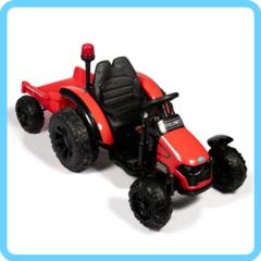 Трактор с прицепом TR99