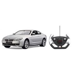 Rastar Машина радиоуправляемая BMW 6, 1:14 (42600-RASTAR / 168874)