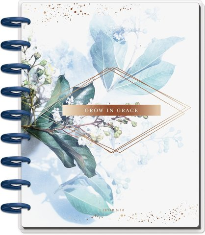 Планер- журнал в точку- Classic Happy Notes™ -  19,5х24,5см- Journal