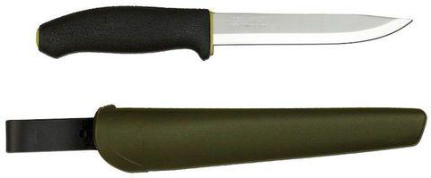 Нож Morakniv 748 MG, нержавеющая сталь, черный