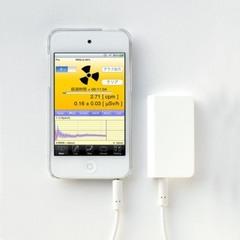Дозиметр портативный для Iphone/ Ipad/ Ipod (Type4)