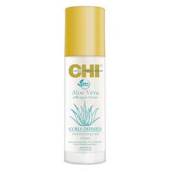 CHI Aloe Vera Moisturizing Curl Cream - Увлажняющий крем для кудрявых волос с Алоэ Вера