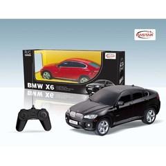 Rastar Машина радиоуправляемая BMW X6, 1:24 (31700-RASTAR / 166943)